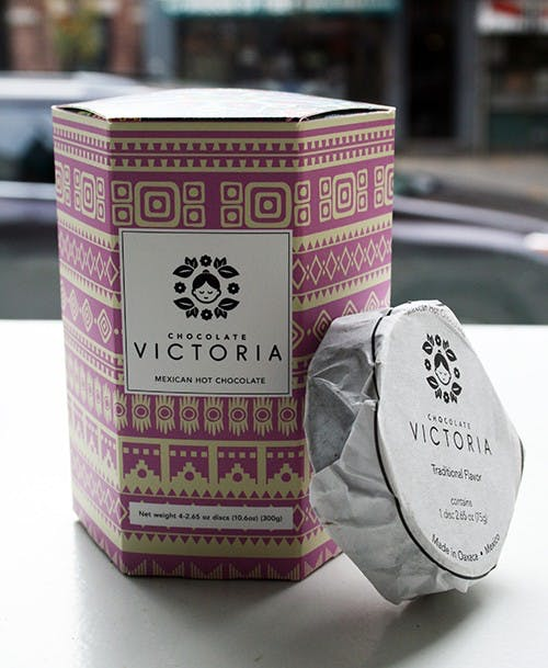 Chocolate Victoria - Traditional Mexican Hot Chocolate