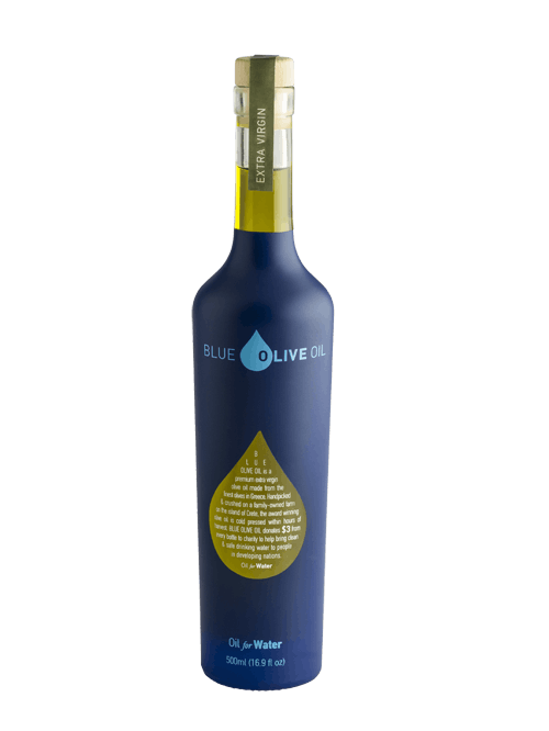 Blue Olive Oil Tasting on 4/30