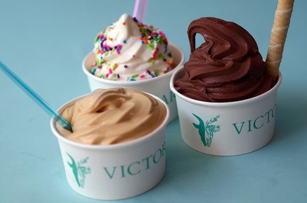 Favorite Dishes #36: Goat Milk Soft Serve at Victory Garden