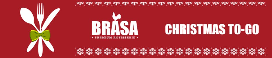 BRASA FOR THE HOLIDAYS!