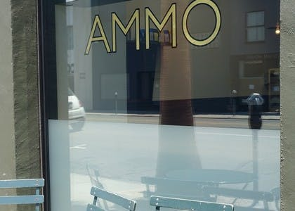 AMMO To Go Restaurant, Los Angeles • Our Man On The Ground