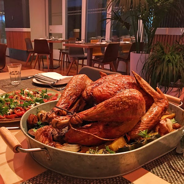 It's time to make your Thanksgiving dinner reservations