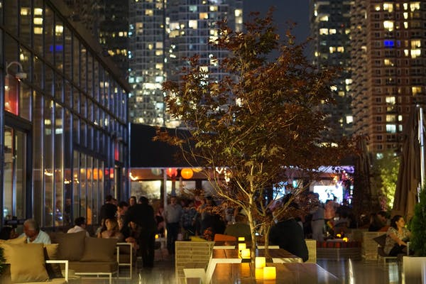 NYC Rooftops & Terraces To Visit