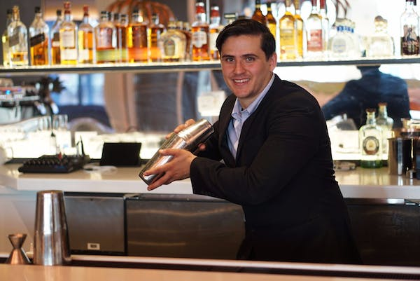 Behind The Bar: Green Fig