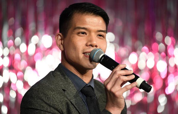 In Transit and Glee Star Telly Leung Goes Solo in NYC