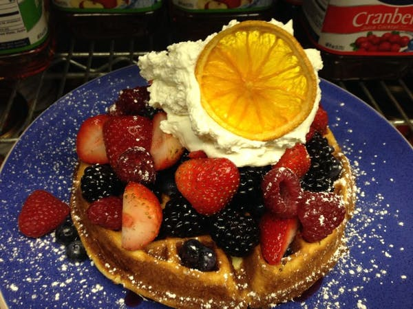 Waffles that could lure Leslie Knope to the city