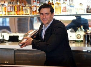 Master Mixologist: GREEN FIG Beverage Manager Zack Khalifa