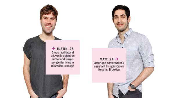 Meet The Undateables: Justin and Matt