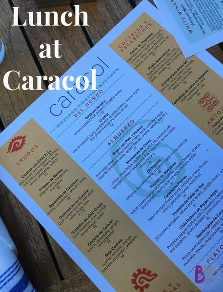 Caracol is Houston's Premiere Mexican Seafood Restaurant