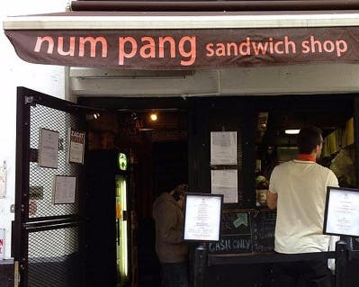 The Union Square Location of Num Pang Reopens Tomorrow