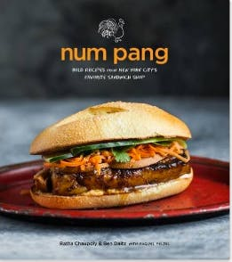Better Than Delivery? Num Pang Offers Recipes in New Cookbook