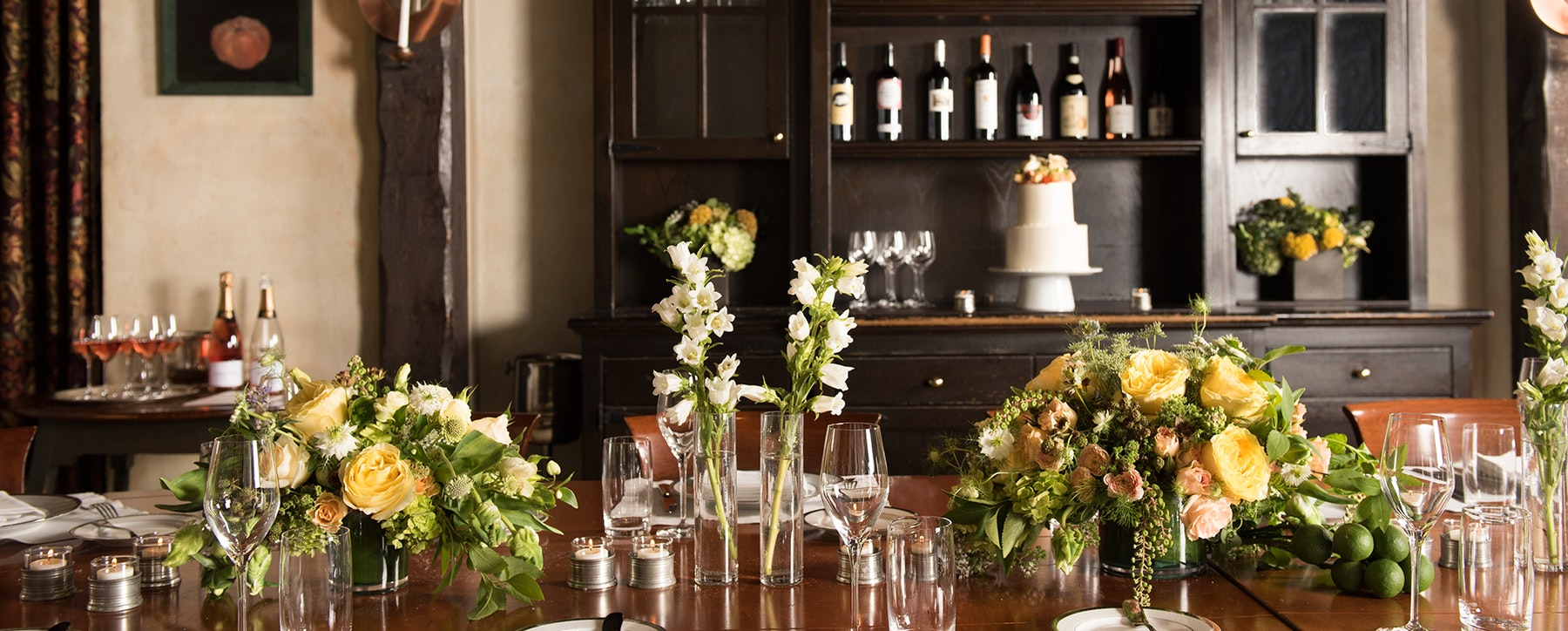 Private Dining Seasonal Fine Dining In New York City