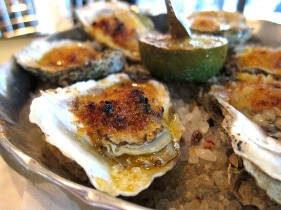 Caracol - Oysters and Tuna Tacos: First Look at Caracol