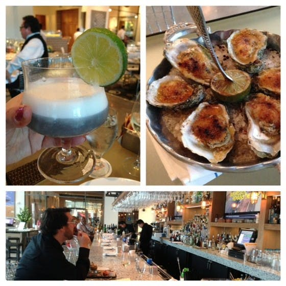 Caracol - Galleria Happy Hour Ideas for the Fatigued Shopper