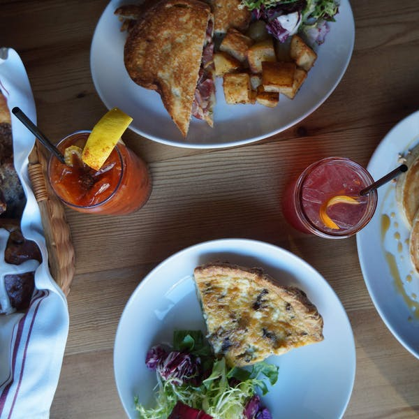 The 12 Best Brunches in Boston