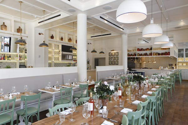 La Pecora Bianca in NoMad Is a Rustic Italian Farmhouse