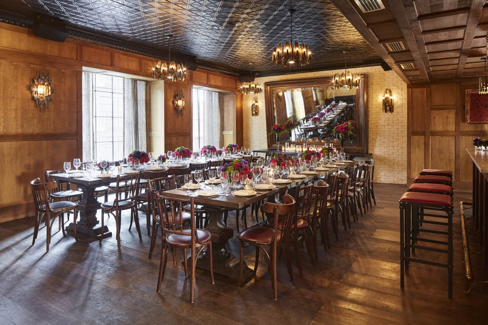 Restaurants With Private Rooms For Parties