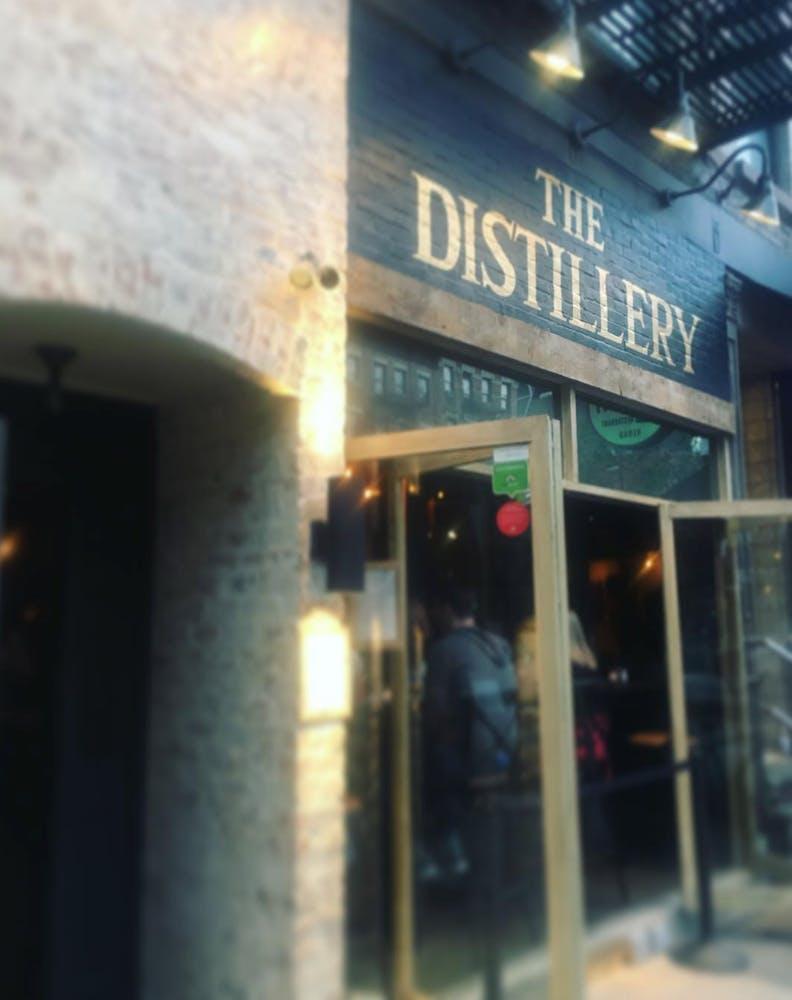 The Distillery Is Best Restaurant Near Daily Show Studios