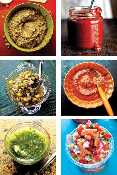 Special Sauce: Varieties of Mexican Salsa