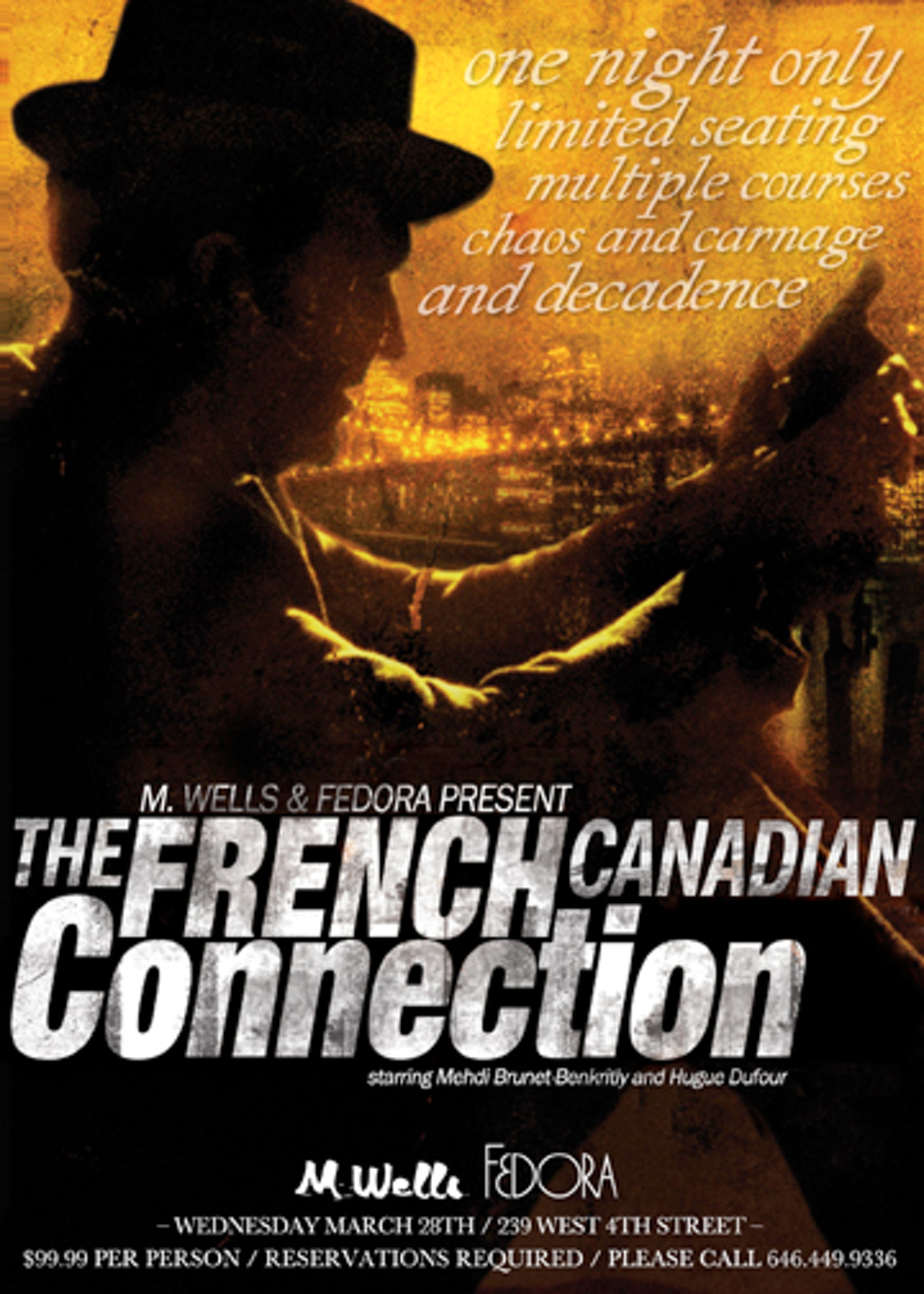 The French Canadian Connection