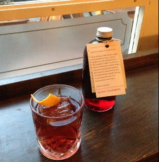NOVEMBER 2014 – HIGHLAND COCKTAIL
