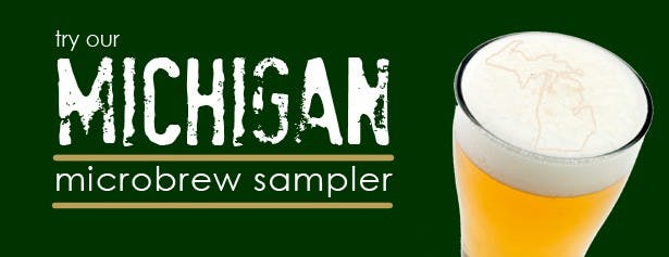Michigan Microbrew Sampler!