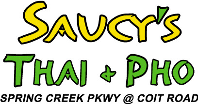Saucy's Thai and Pho: Plano Home