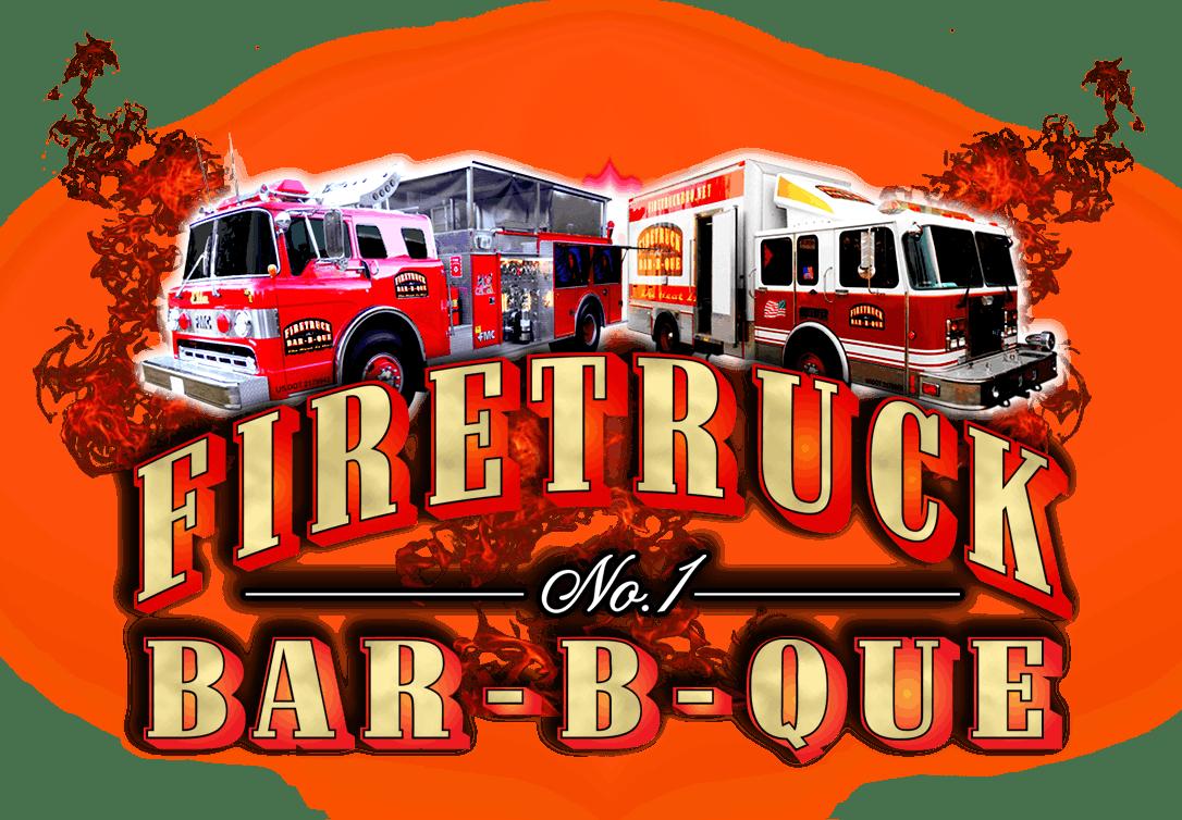Fire Truck BBQ Home