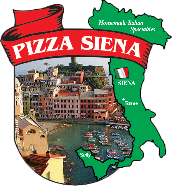 Pizza Siena Home