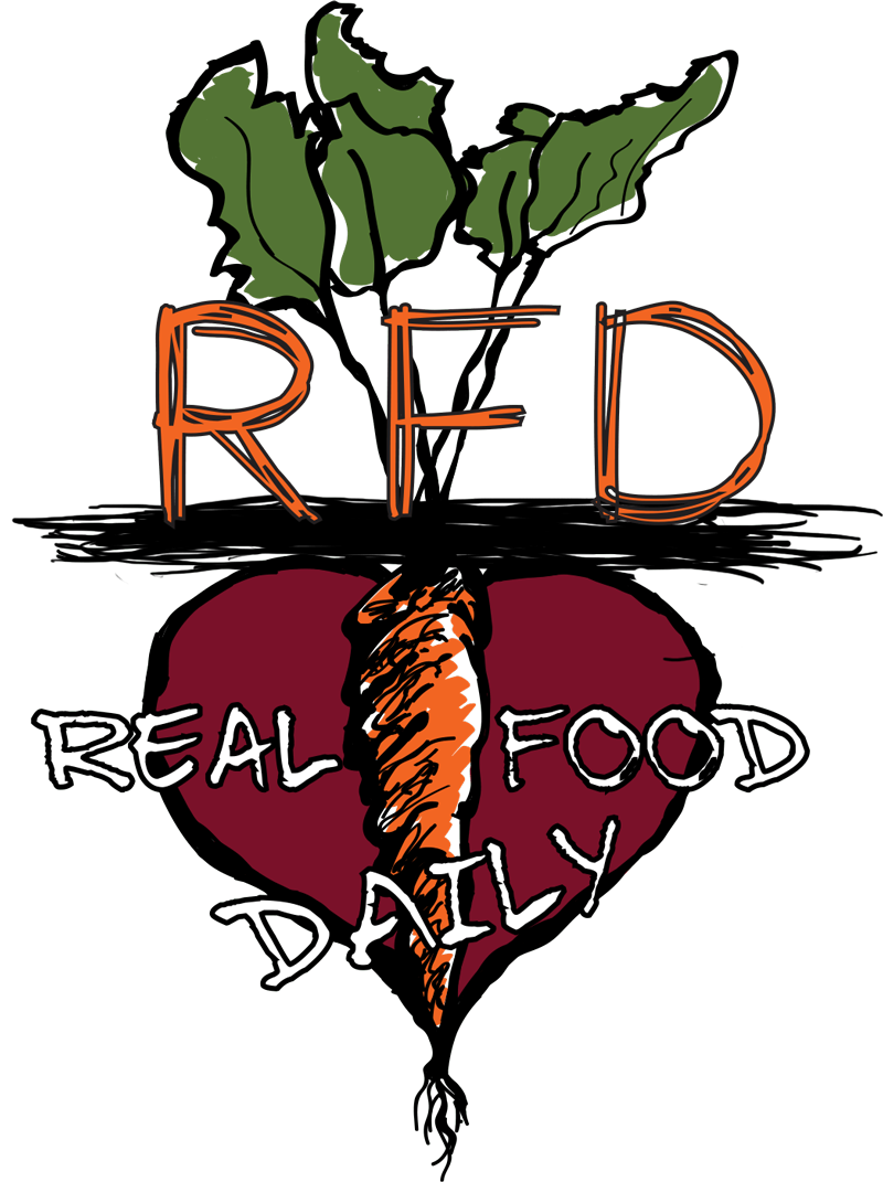 Real Food Daily Home