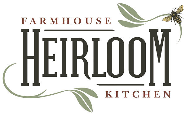 Heirloom Farmhouse Kitchen Home