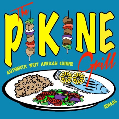 The Pikine Grill Food Truck Home