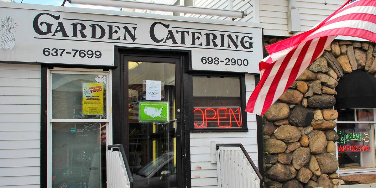 Old Greenwich Garden Catering