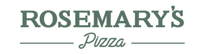 Rosemary's Pizza Home