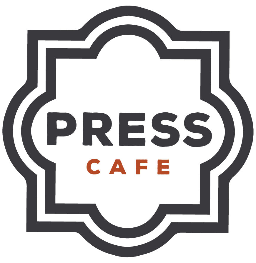 Press Cafe Home