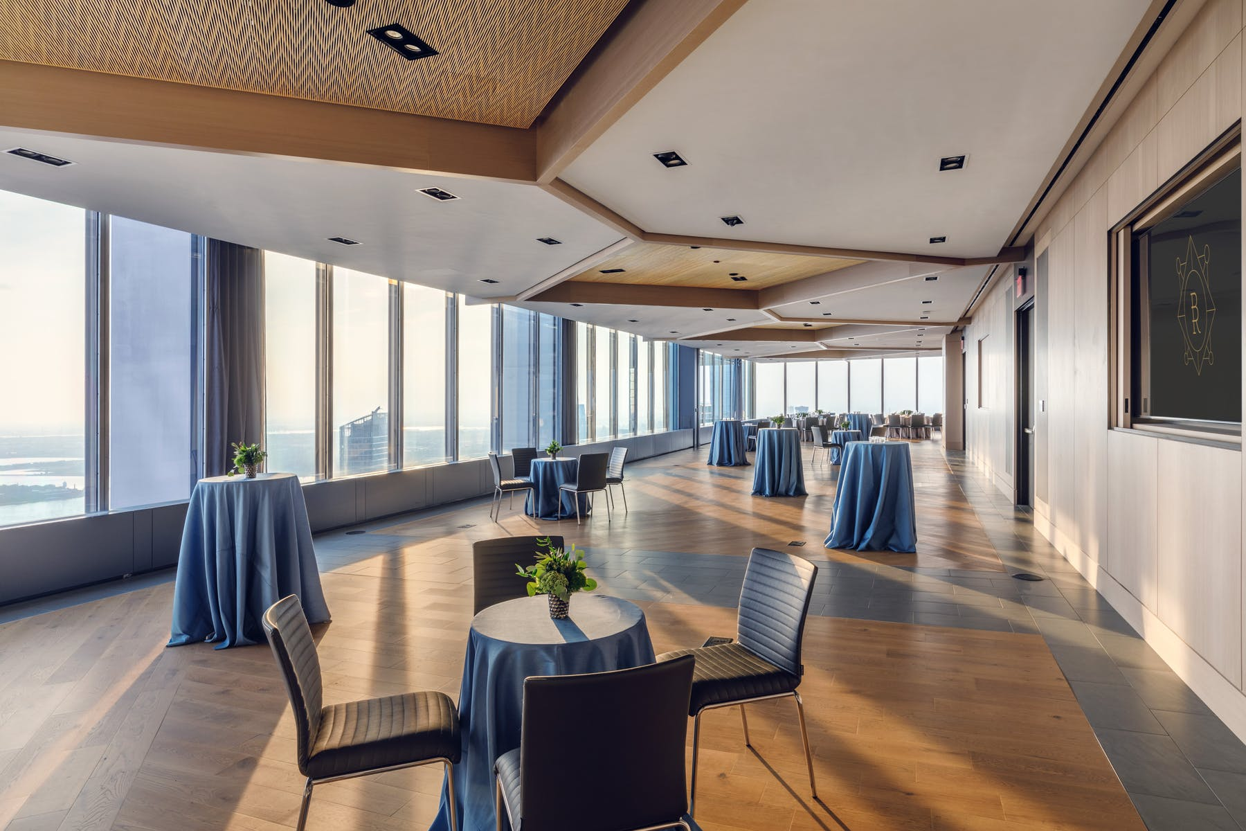 Bay Room NYC corporate event space