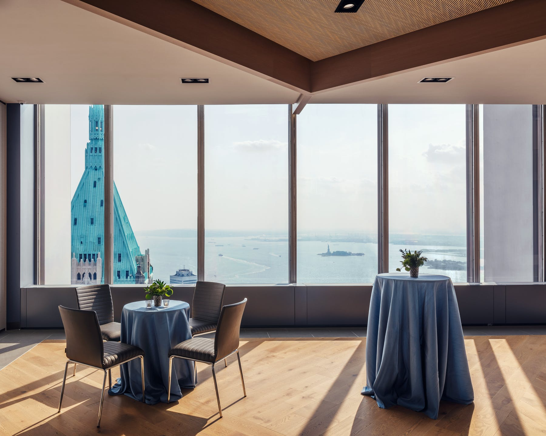 Bay Room New York Event Space Views