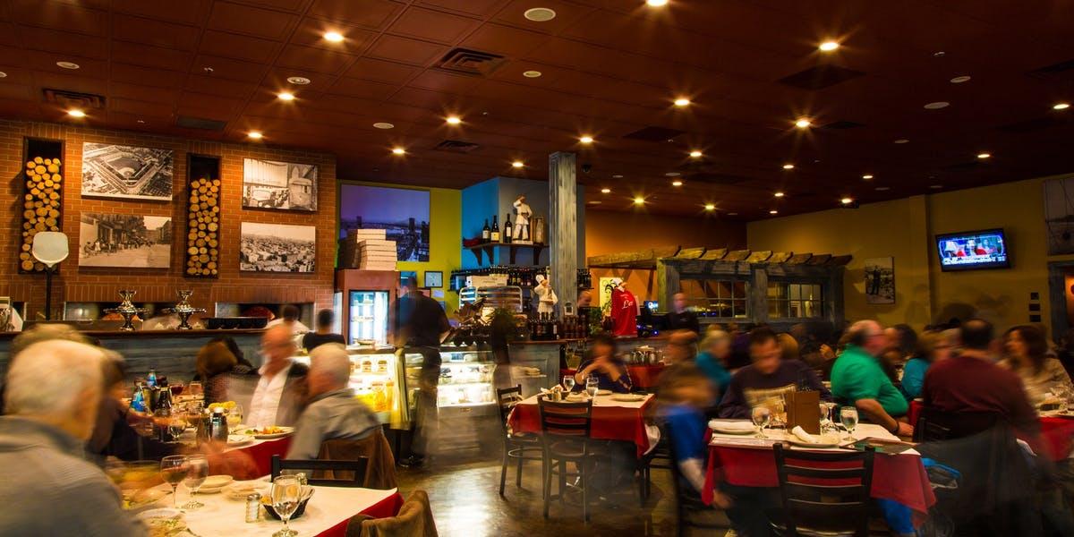 Italian Restaurant Amboy Road Staten Island