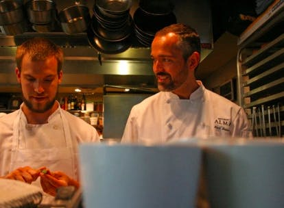 Curiocity: A Chef's Profile of Alex Roberts, Part 1