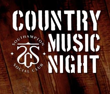 Pop Country Music Night