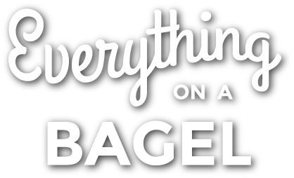 everything on a bagel logo