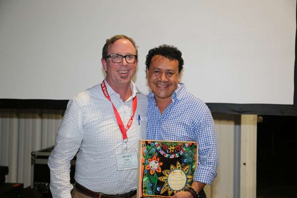 Hugo Ortega honored by Southern Foodways Alliance