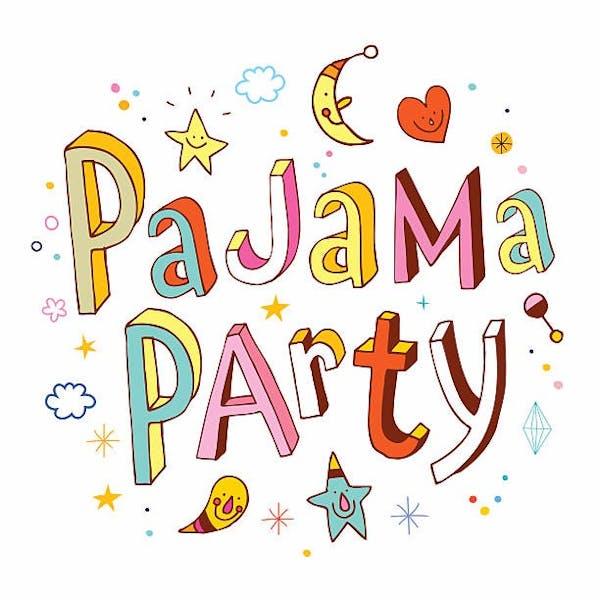 Saturday Morning Pajama Party