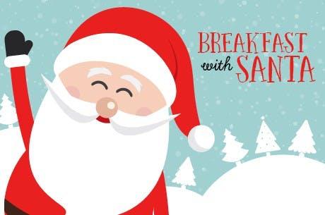 Breakfast Buffets with Santa - 4 seatings