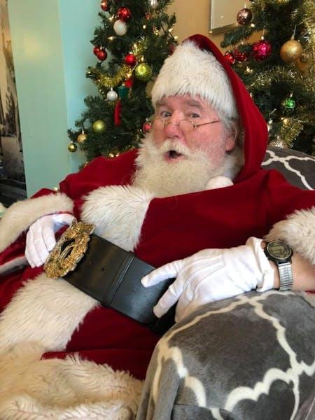 Dinner with Santa - December 12 and December 19