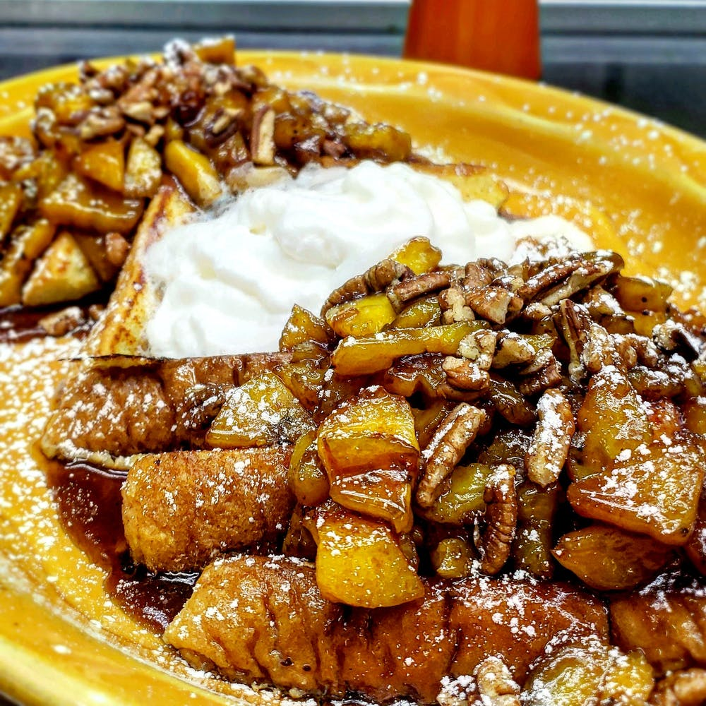 """""""Tres Leches French Toast"""""""