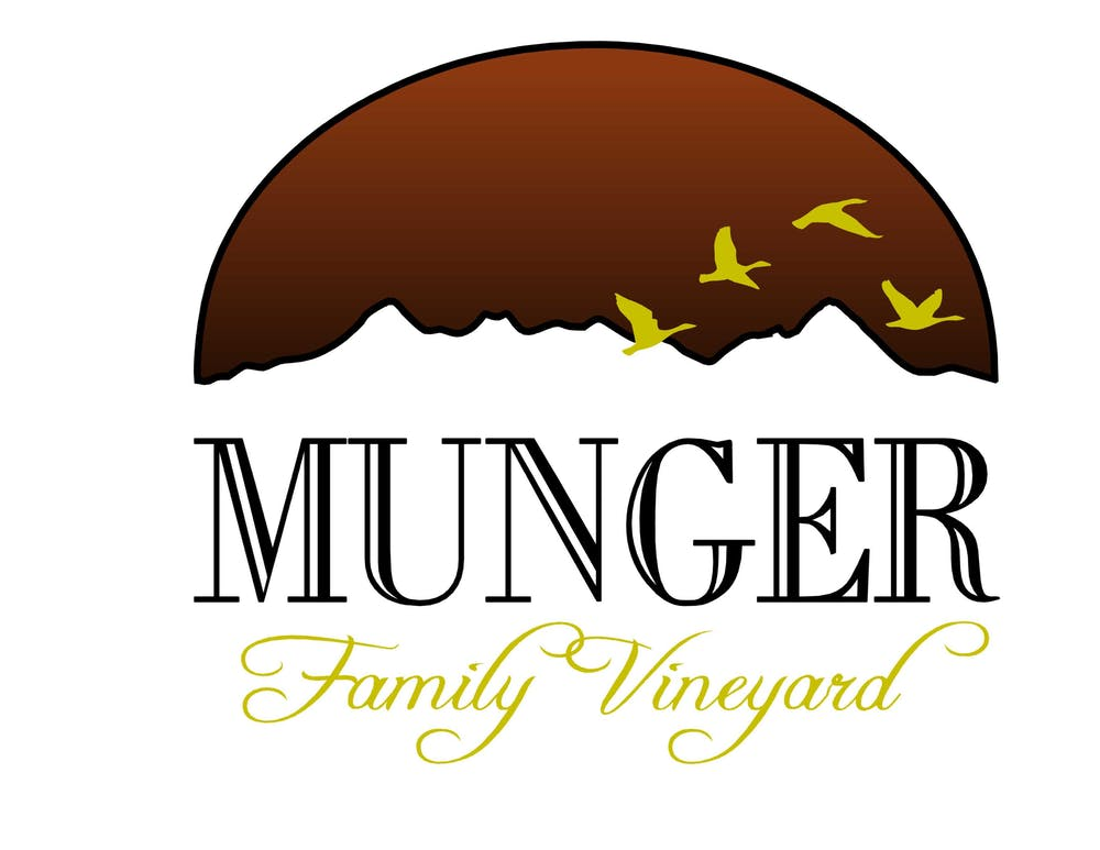 munger family vineyard logo