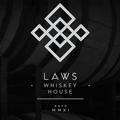 laws whiskey house logo