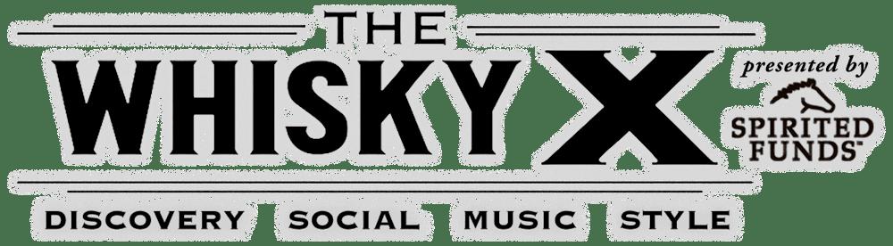 the whisky x logo