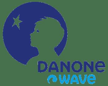danone wave logo